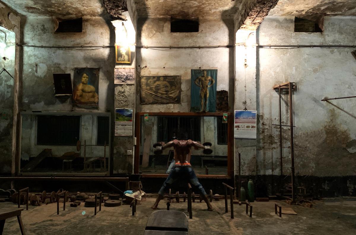 """""""The Old Gym."""" Bangladesh"""