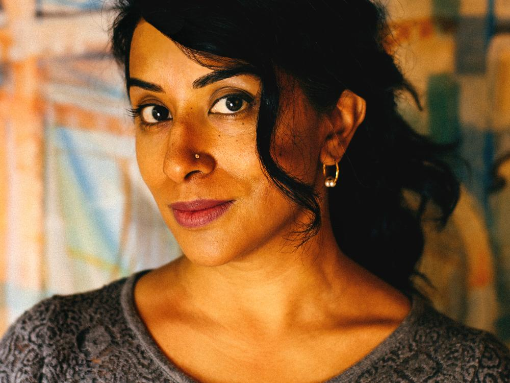 Shanthi Sekaran is also the author of 2008's The Prayer Room.