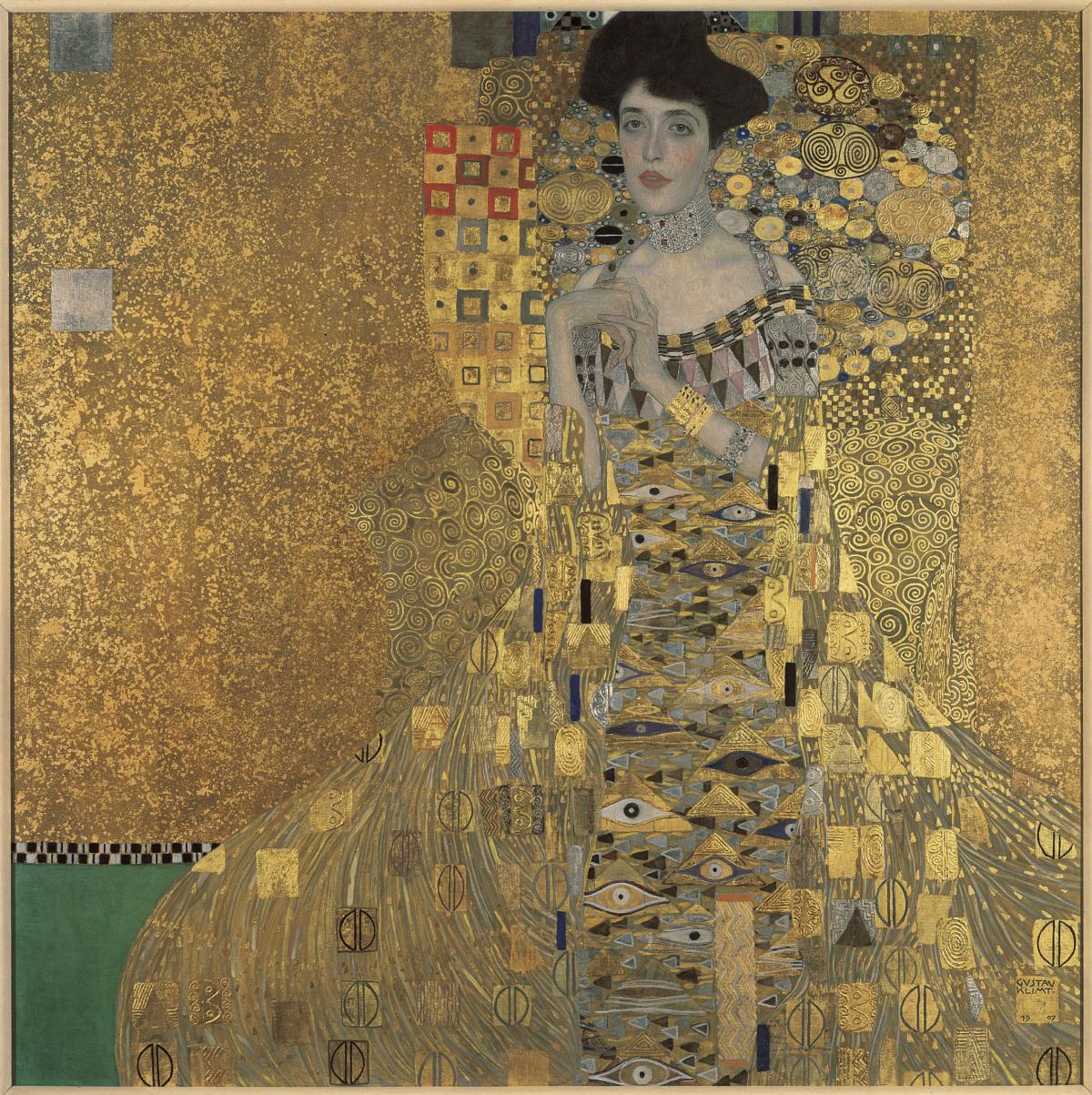 Gustav Klimt's 1907 portrait of Adele Bloch-Bauer was seized by the Nazis at the outset of World War II. A film starring Helen Mirren now tells the story of Adele's niece, who fought to recover her family's paintings more than a half century later.