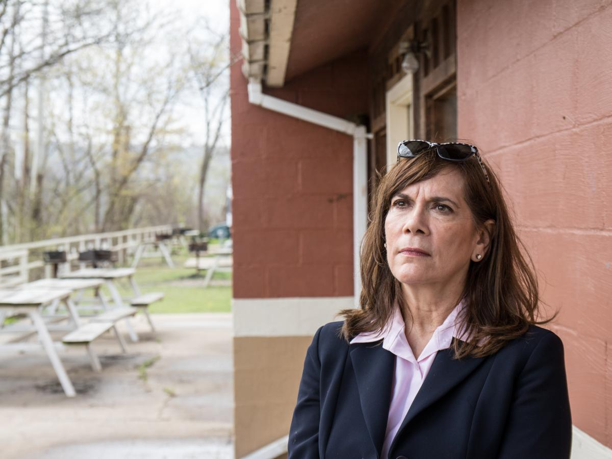 Denise Deason-Toyne of the group Save The Illinois River is an advocate for protecting the scenic river, which is a major source of pride for the region.