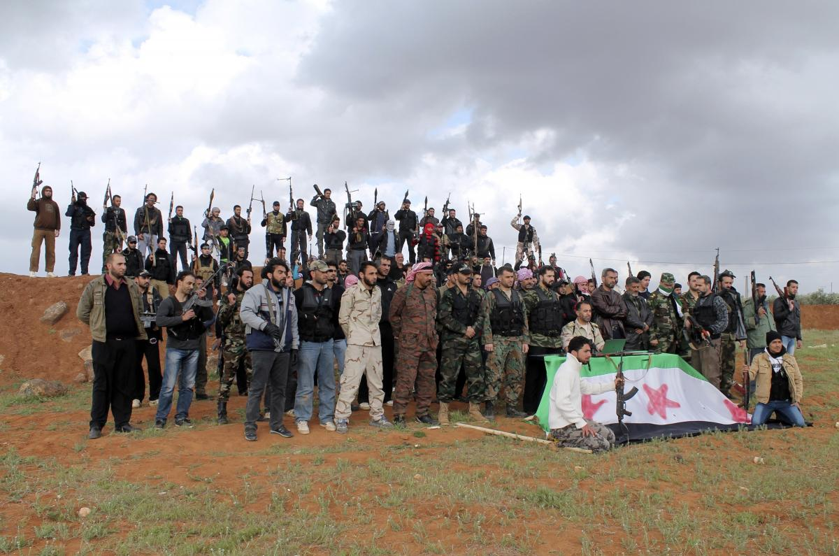 The rebels have scored rare victories around Dera'a.