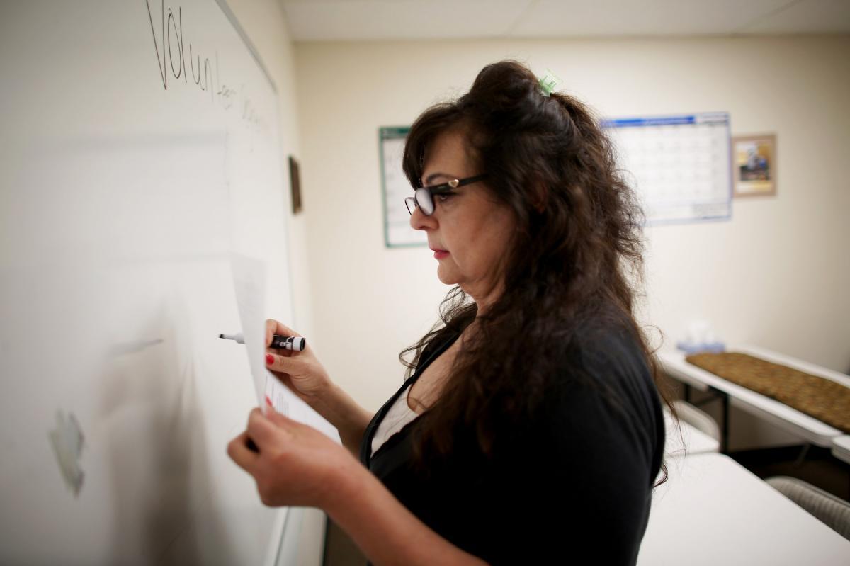Corine Dehabey, the coordinator of US Together.