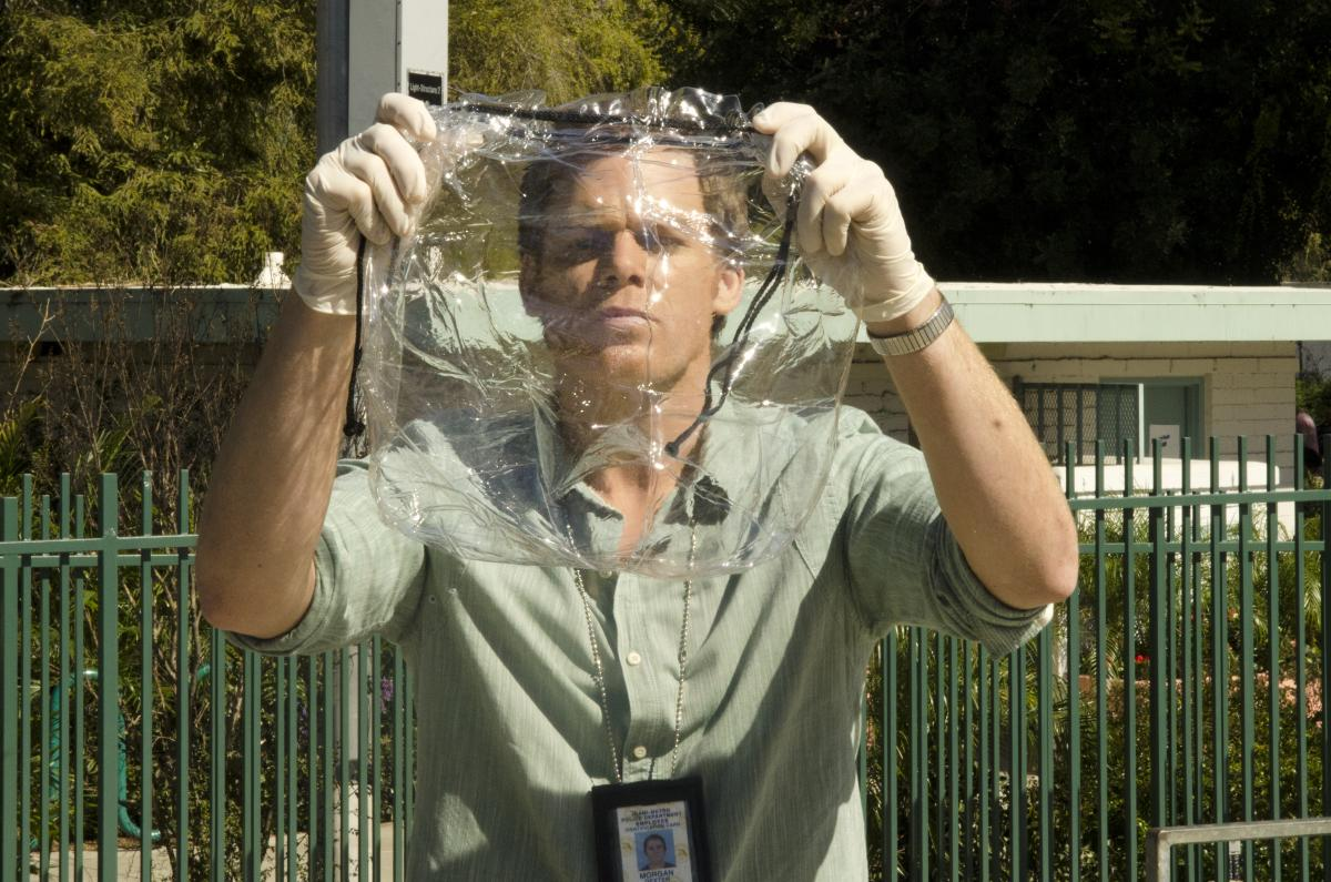Michael C. Hall has played the serial killer Dexter Morgan for eight seasons on Showtime.