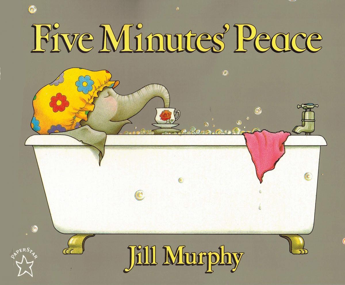 Five Minutes' Peace, by Jill Murphy