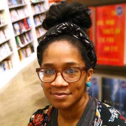 Author Bethany C. Morrow.
