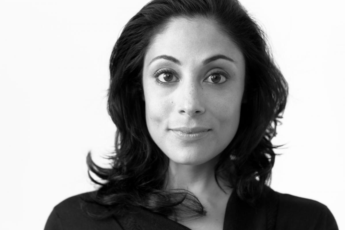 Actress and writer Najla Said has a one-woman off-Broadway show called Palestine. Looking for Palestine is her first book.