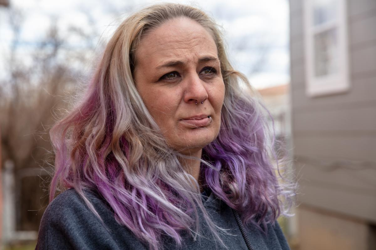 """Gaught didn't realize she could lose her mobile home so quickly. Legal aid attorneys in the state say it can take a year to foreclose on a regular homeowner who falls behind on their mortgage. But if you fall behind on """"lot rent"""" for the land under your h"""