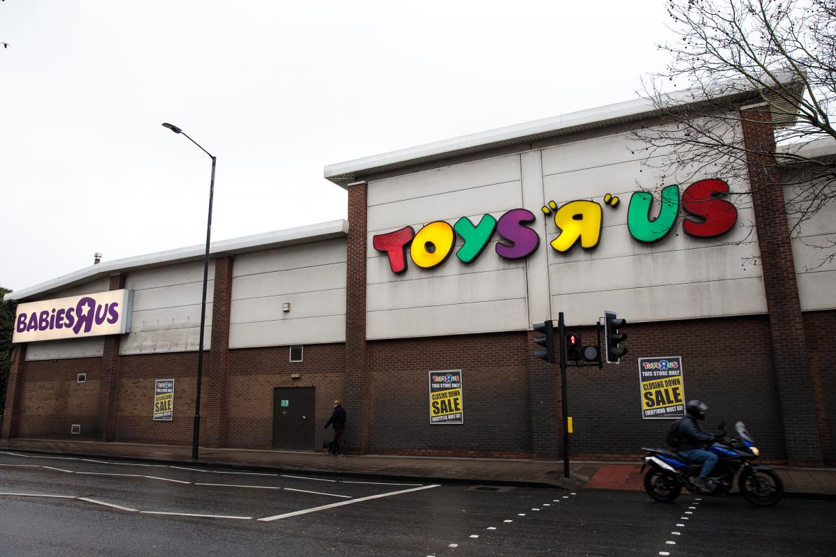 Toys R Us announced last month it would close its stores in the United Kingdom, like this one in London, and the U.S.