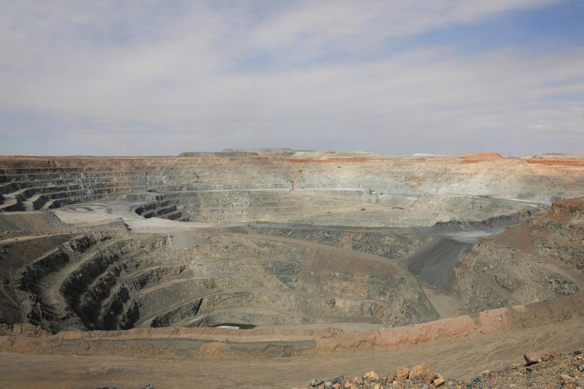Oyu Tolgoi is 34% owned by the government of Mongolia and 66% by Turquoise Hill Resource, a Canadian company backed by mining multinational Rio Tinto. The project has been hampered by construction delays and political squabbles.