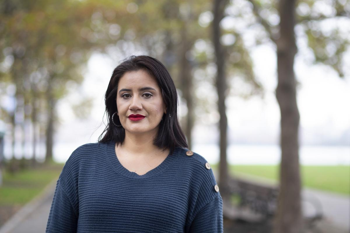 Sabrina Castillo used to commute into Manhattan for her full-time job as director of partnerships and outreach for the Campaign Finance Board in New York City. With the pandemic, she feels like she's been pulled in every direction with trying to balance w