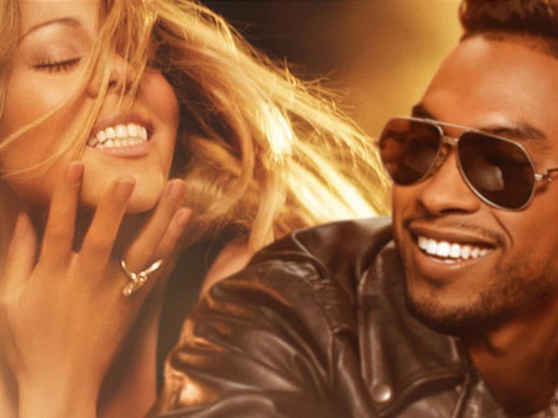 Mariah Carey and Miguel