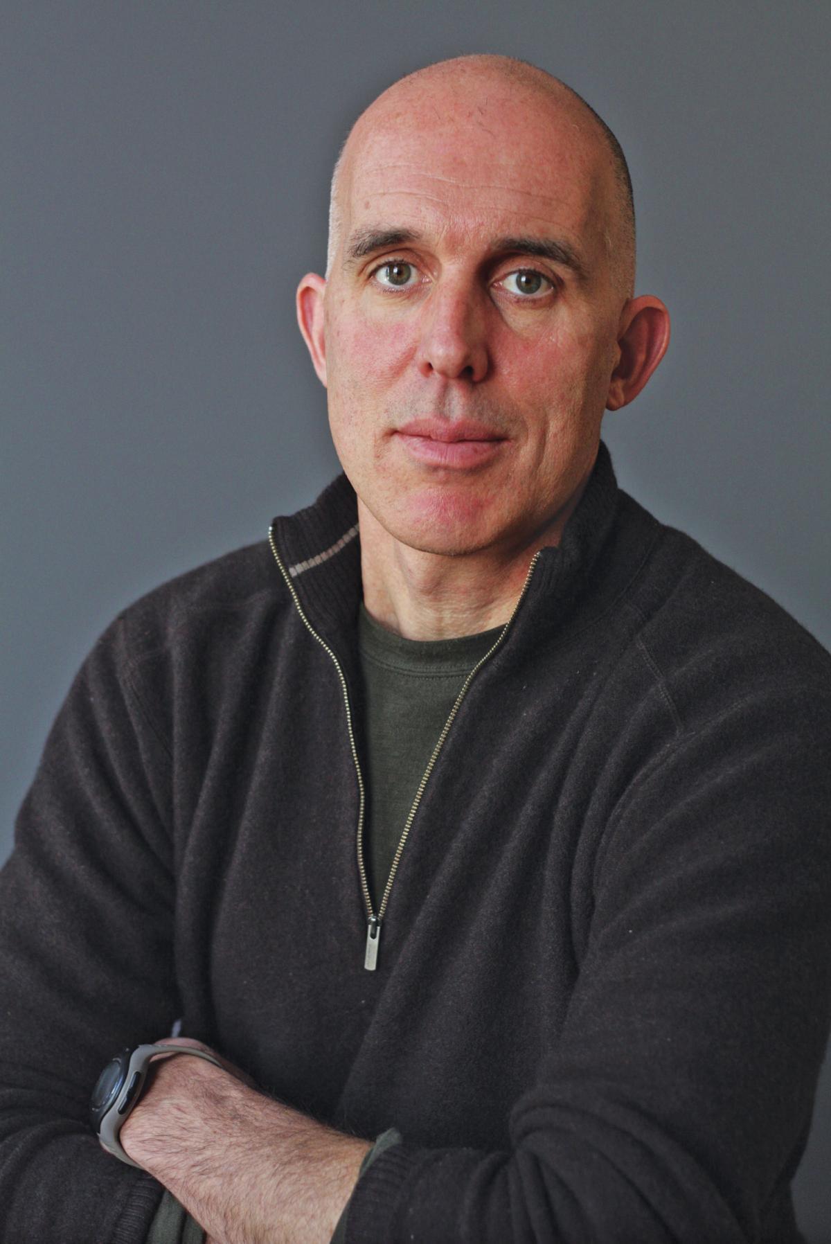 Christopher McDougall's previous book was Born to Run.
