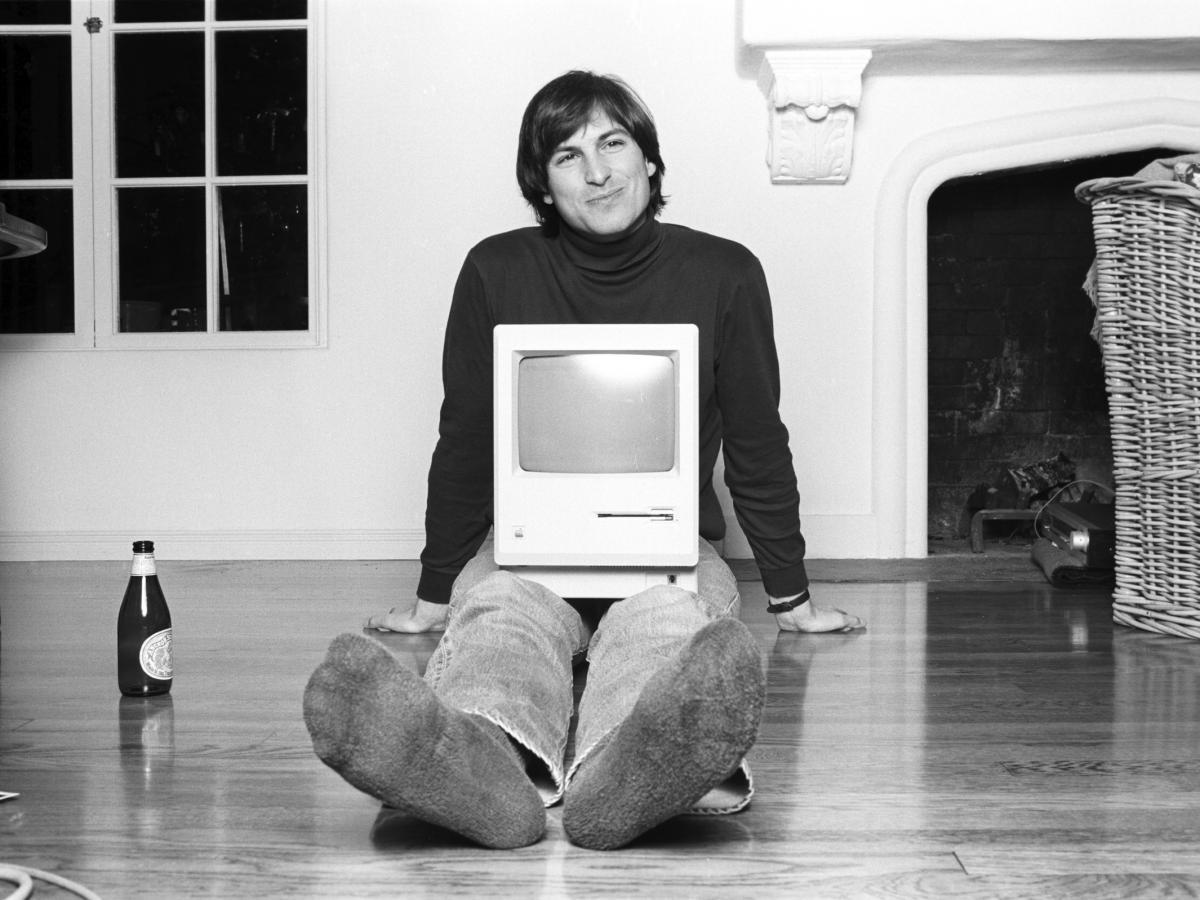 Steve Jobs and the Macintosh
