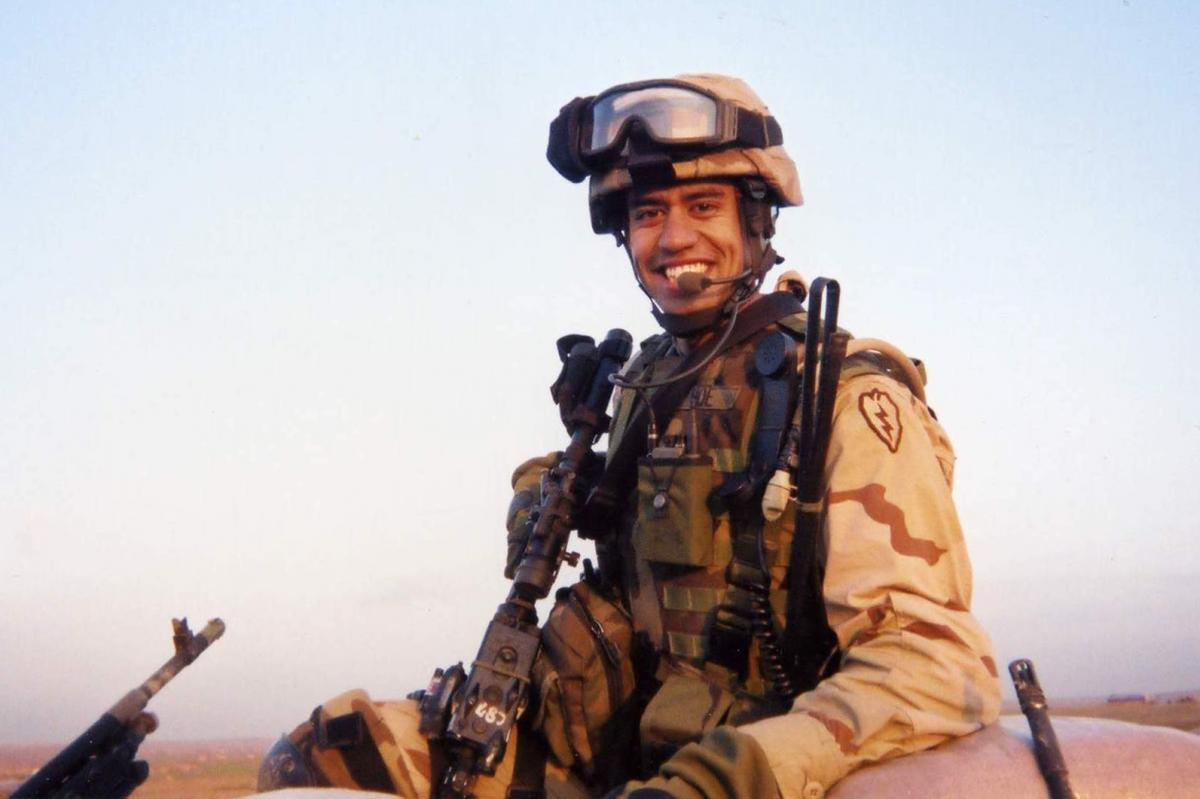First Lt. Nainoa K. Hoe died in Mosul, Iraq, in 2005 serving during Operation Iraqi Freedom.
