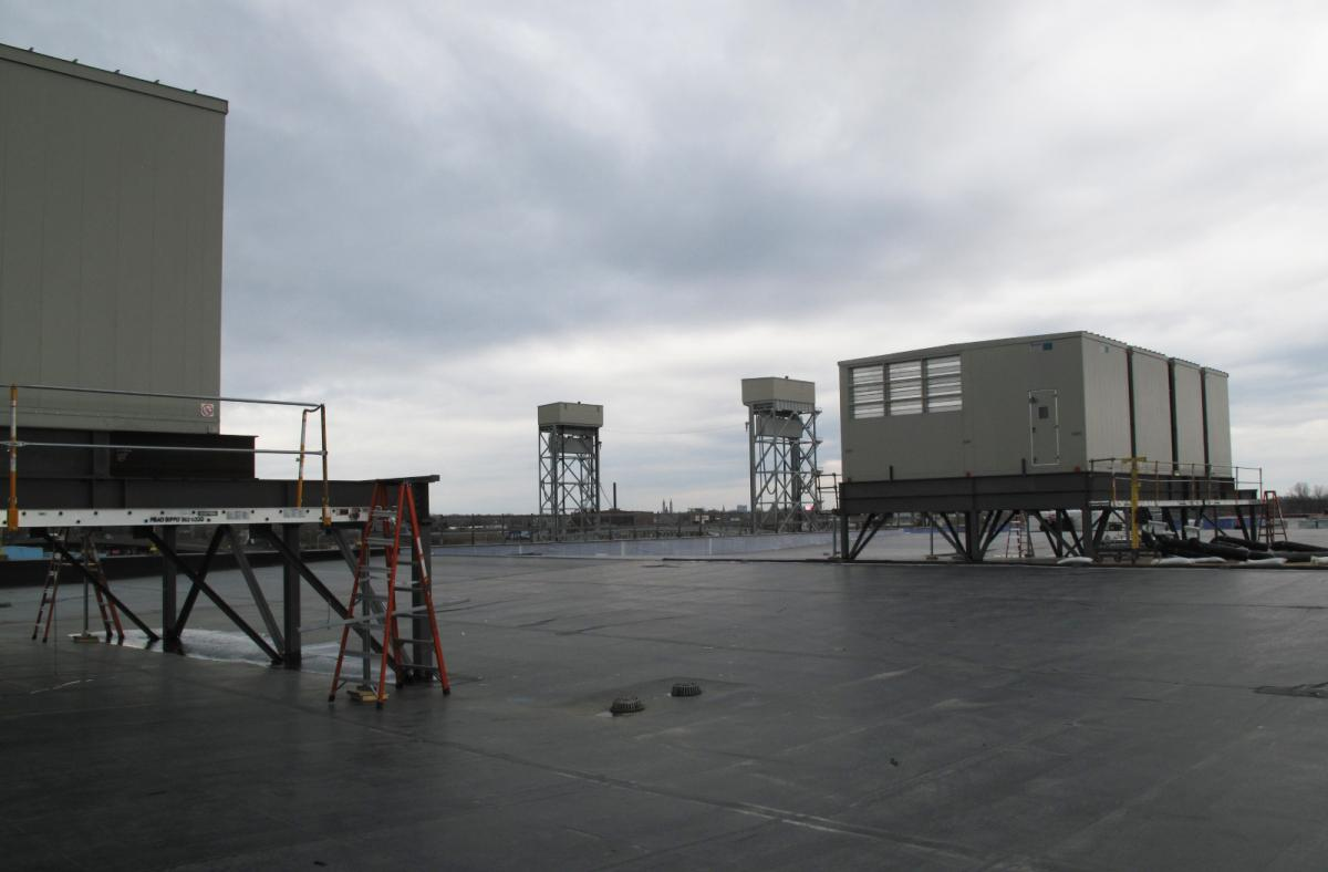 Half of the $1 billion investment in Buffalo is being used to build SolarCity, which is billed as the largest solar panel factory in the Western hemisphere.