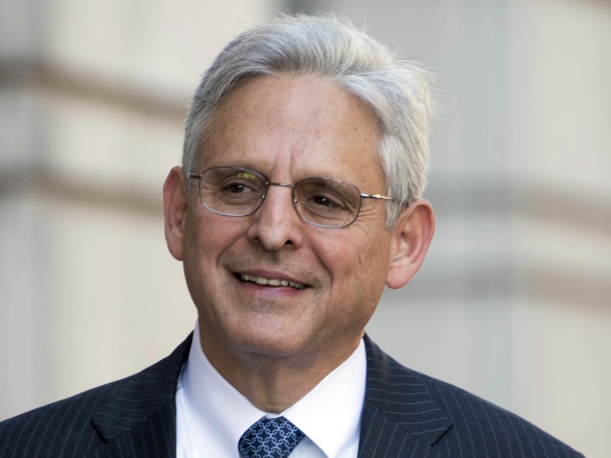 Judge Merrick Garland