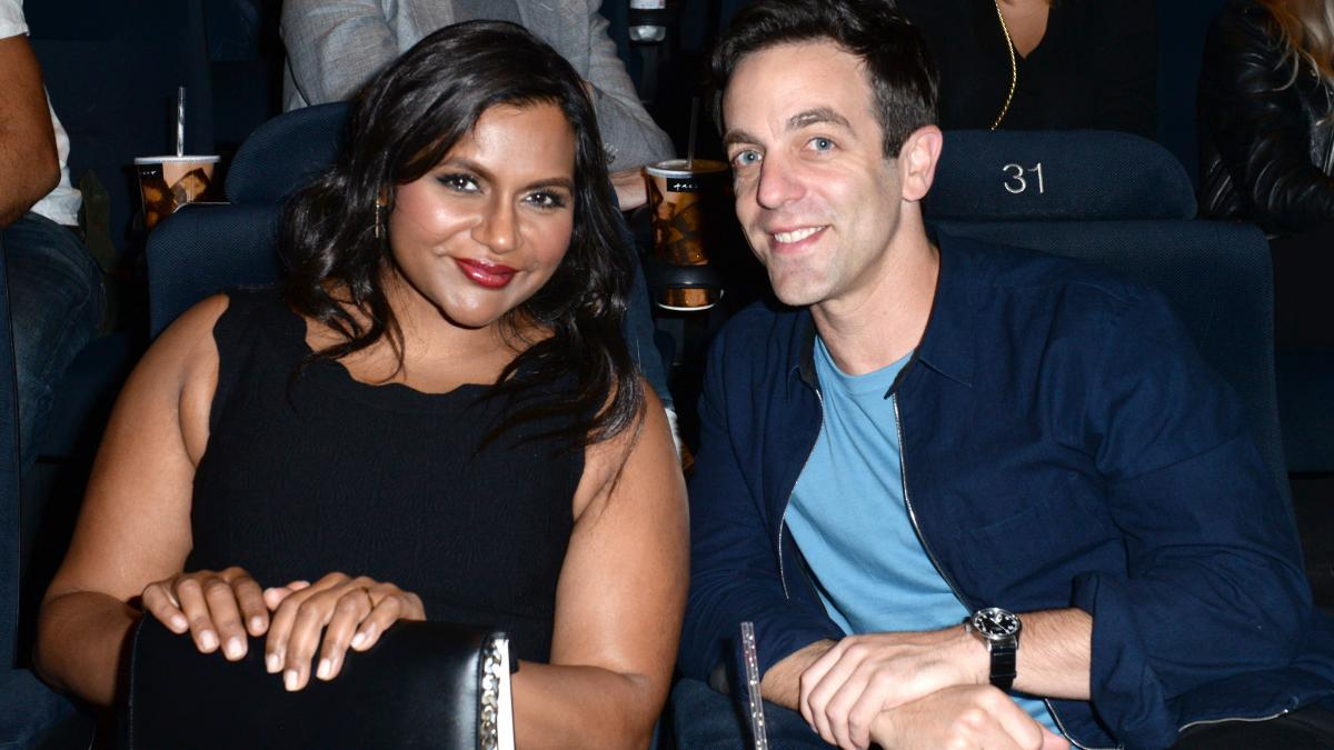 Novak says his Office co-star Mindy Kaling (whom he also dated) is still one of the closest people in his life.