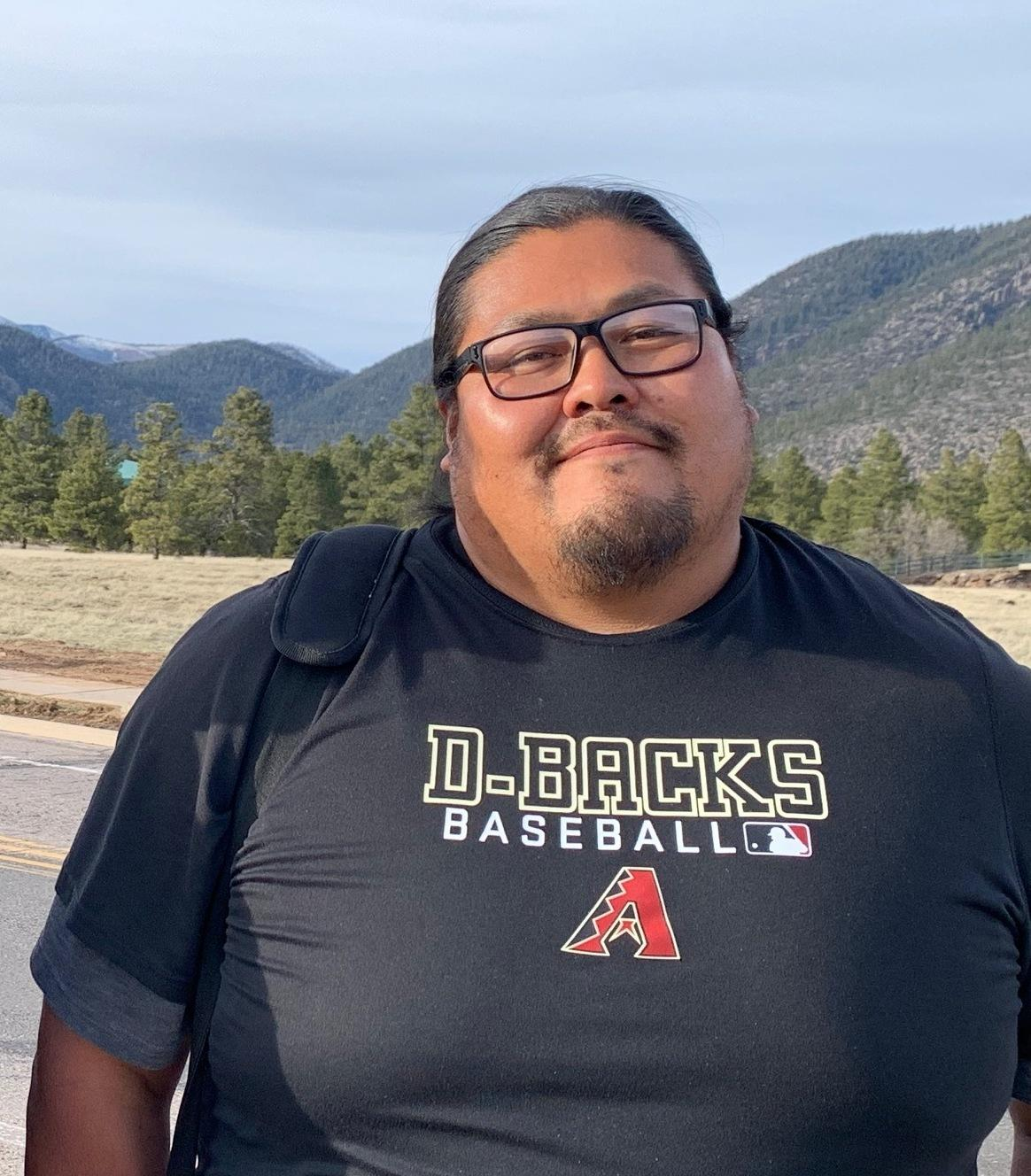 Brett Isaac, one of the founders of Navajo Power, a renewable energy company that's trying to help the tribe shift away from coal.