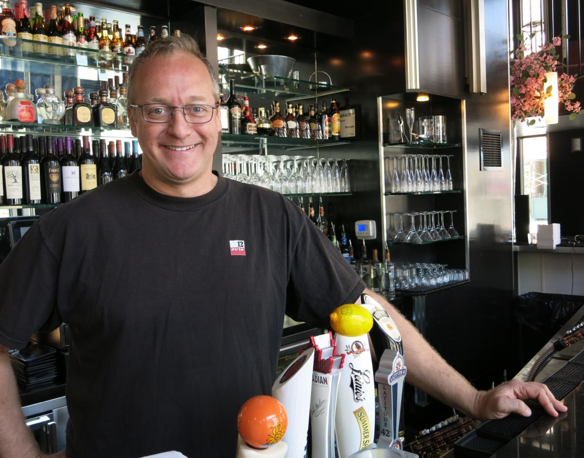 Sean Harrington wants to grow the bar he owns, which could employ more people, but he says the high commercial taxes are standing in the way.