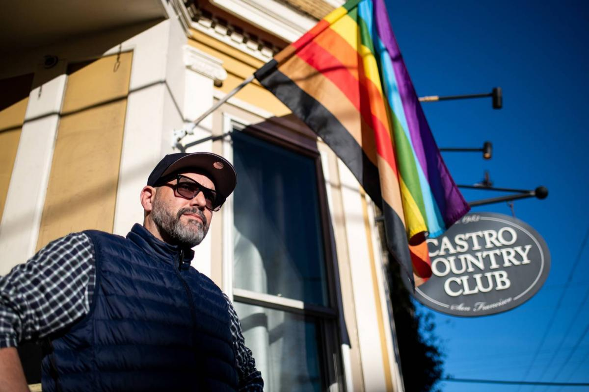 Billy Lemon is executive director of the Castro Country Club in San Francisco, where gay men can get help with addiction. Lemon says that when it comes to methamphetamine use in particular, syphilis often comes with the territory.