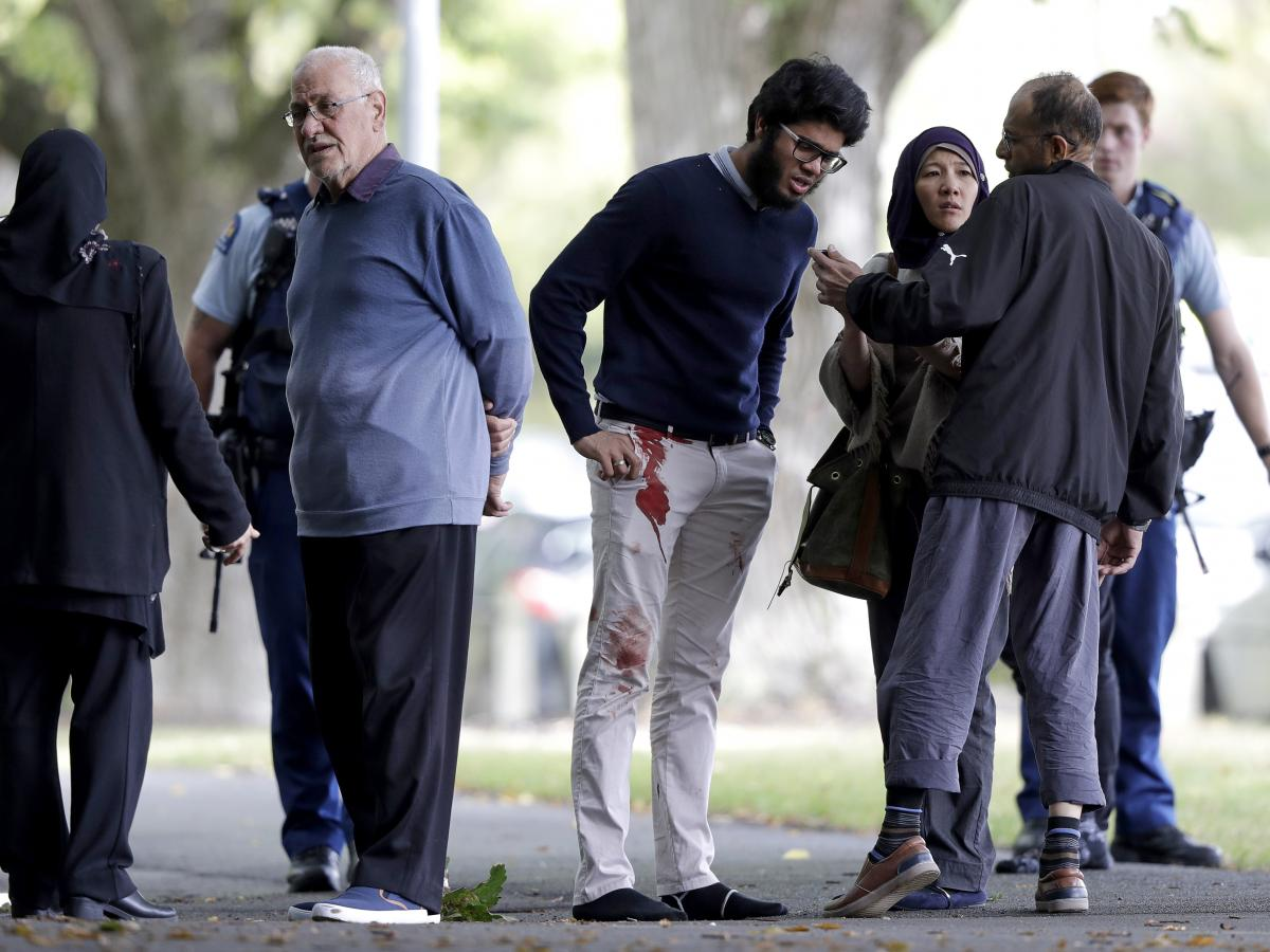 Christchurch Shootings Leave 49 People Dead After Attacks: 'One Of New Zealand's Darkest Days': Shootings At Mosques