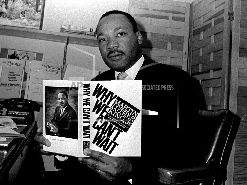 """""""Martin Luther King faced a lot of criticism for his stand on the Vietnam War and his Poor People's Campaign was not meant to build his popularity,"""" Professor Clayborne Carson said."""