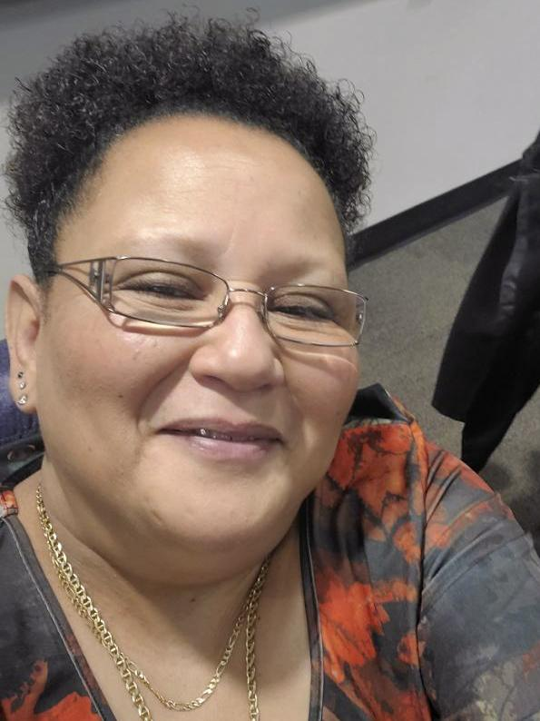 """Julia Mines is executive director of the Miracles Club, the state's only place targeting the African American recovering community. At most treatment centers, she says, """"When we come in, there's nobody that looks like us."""""""