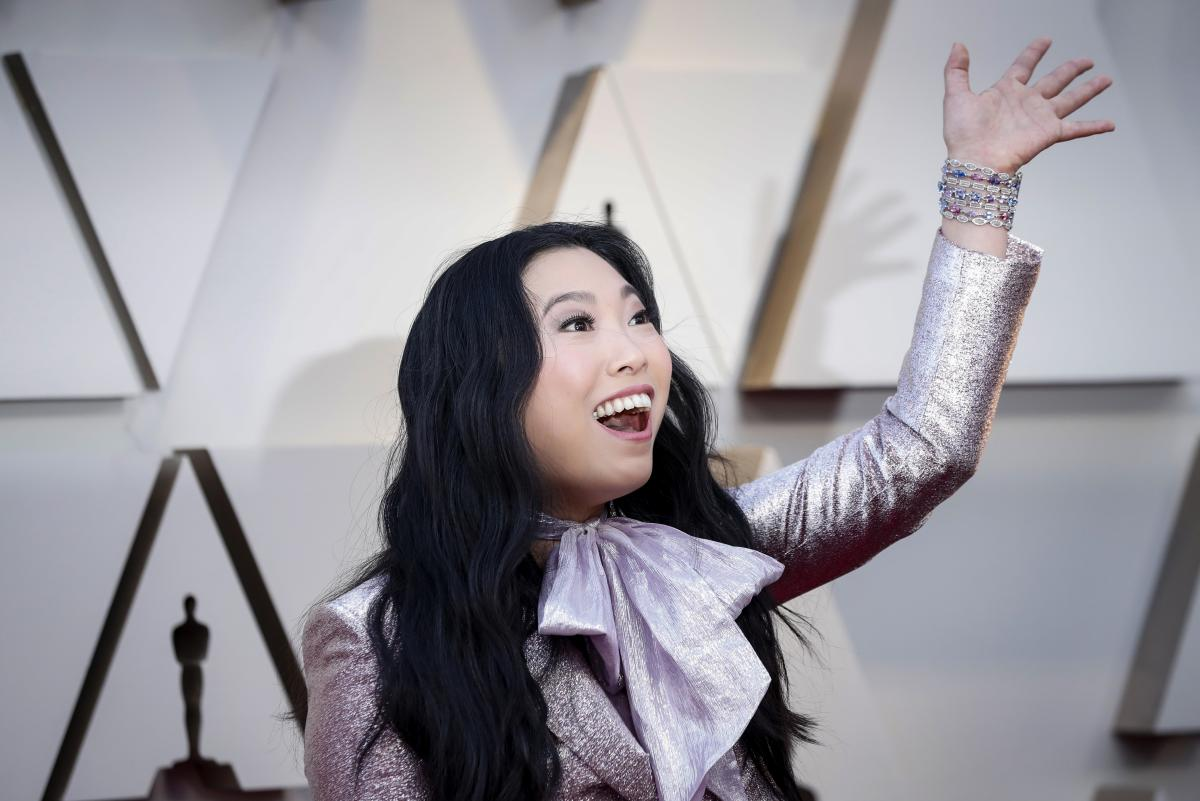 Nora Lum, known by the stage name Awkwafina