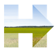 The Clinton campaign's Iowa logo.