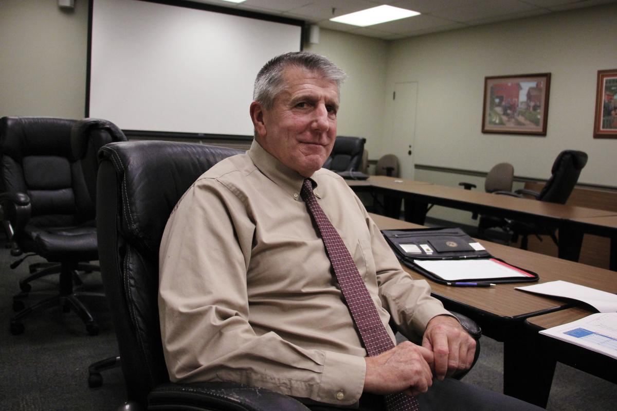 Dave Scott is in charge of pesticide programs for the Office of the Indiana State Chemist.
