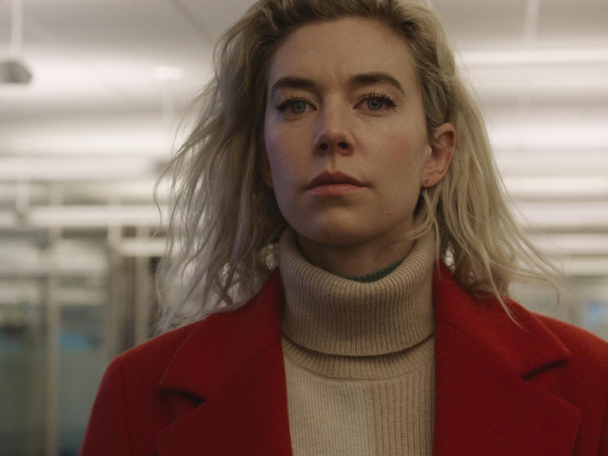 Vanessa Kirby plays a woman whose baby dies after a home birth in Pieces of a Woman.