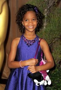 Quvenzhane is the youngest actress ever to be nominated for the best actress Oscar.
