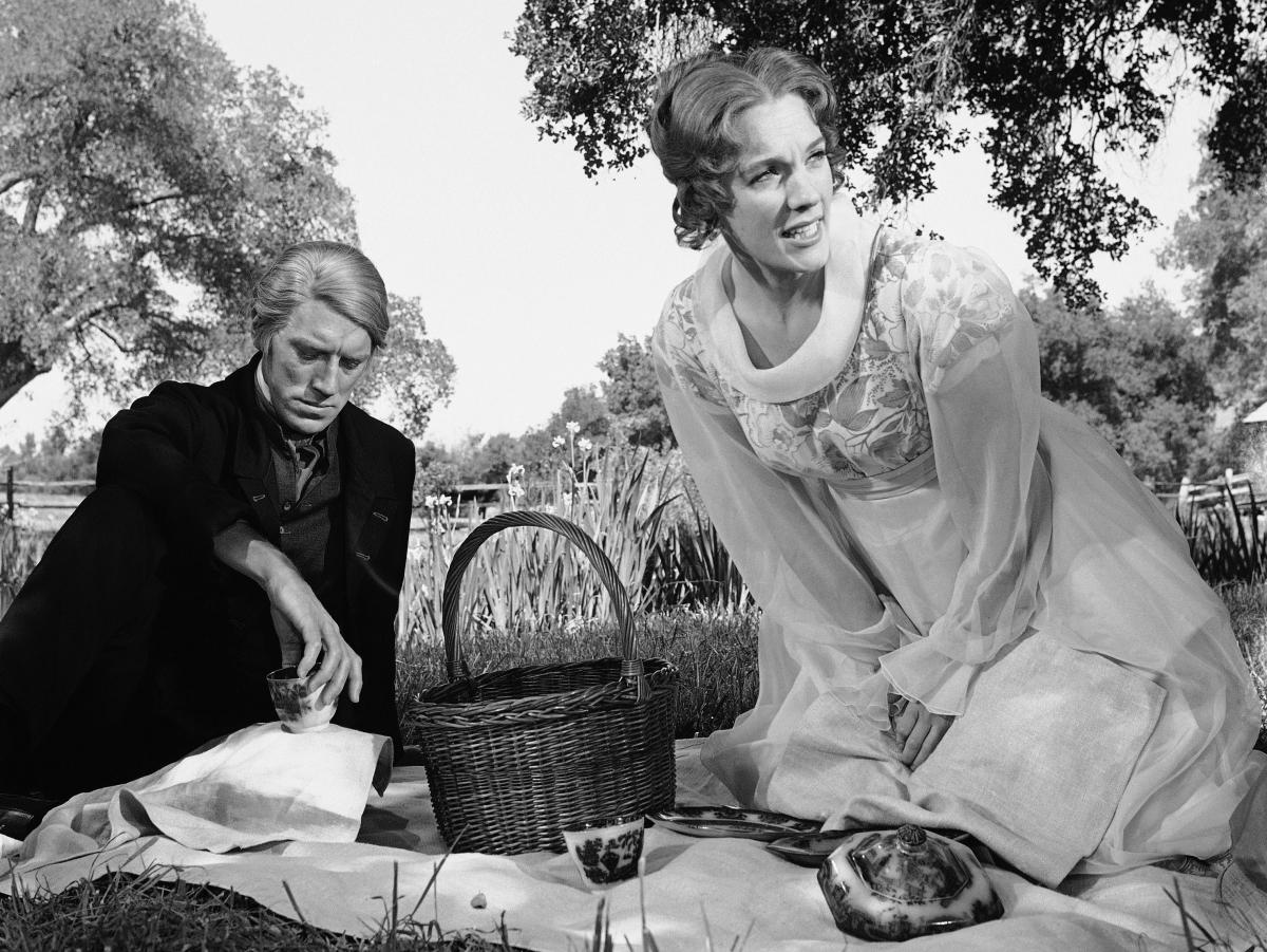 Hawaii (1966) starred von Sydow and Julie Andrews as 19th-century American missionaries who travel to the islands to convert their inhabitants.