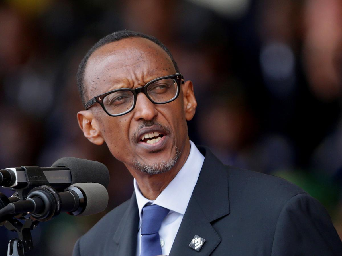 "Rwandan President Paul Kagame exhorted the crowd gathered in Amahoro to remember not only the U.N. abandonment, but how Rwanda could have ended up. ""We could have become a permanent U.N. protectorate with little hope of ever recovering our nationhood,"" he"
