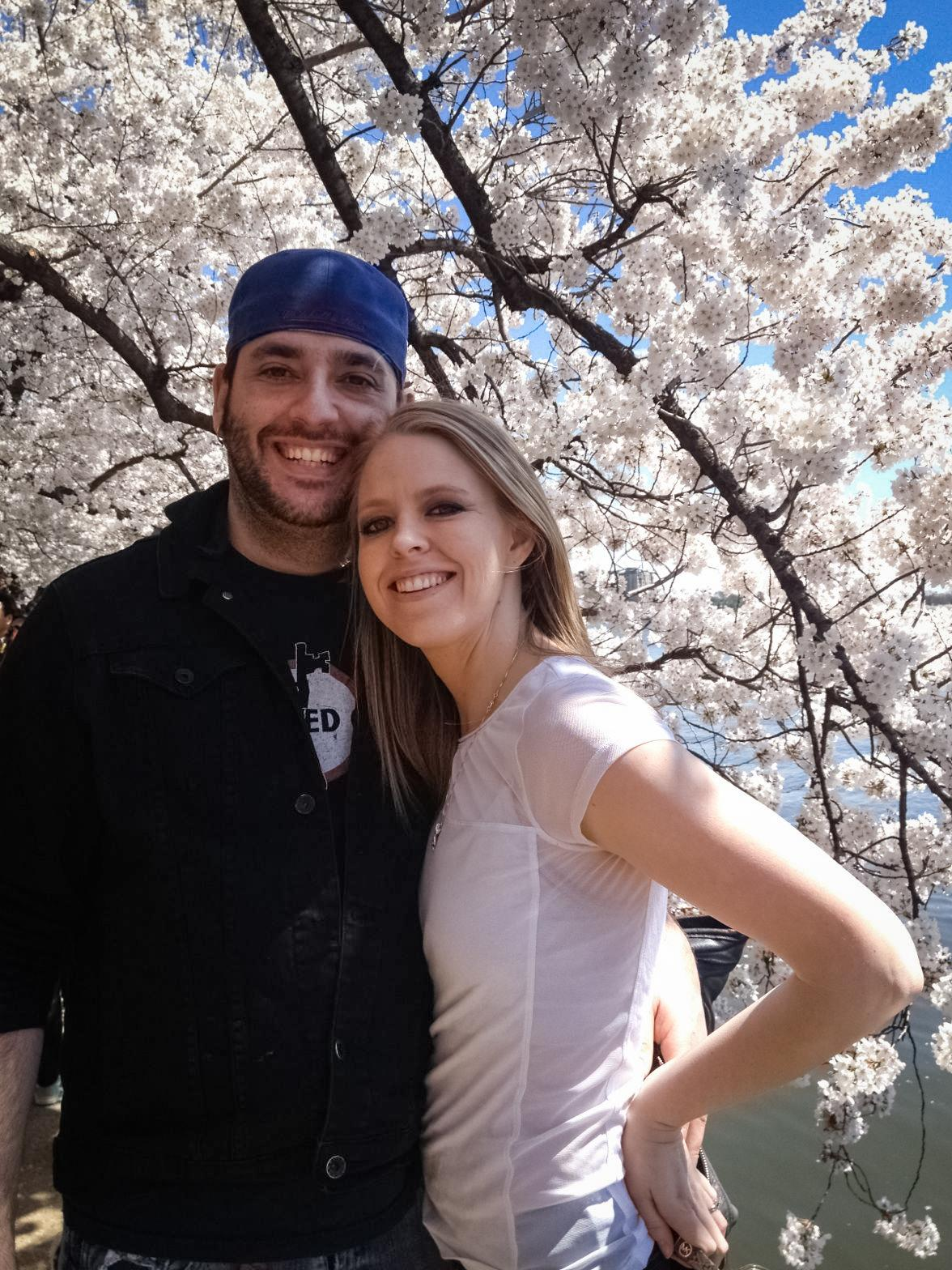 Carissa Helmer and her husband, Timothy, had been trying to get pregnant for months when COVID-19 first spiked in the Washington, D.C., area where they live. Helmer says she's found a few things convenient about being pregnant now: being able to work from