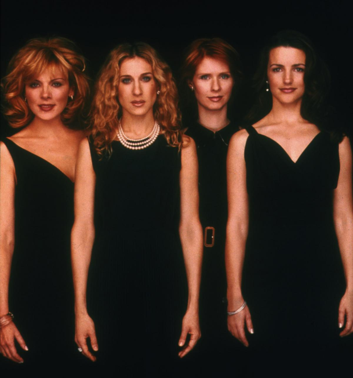 HBO's Sex and the City followed the friendship, fashion and love lives of Samantha, Carrie, Miranda and Charlotte (Kim Cattrall, Sarah Jessica Parker, Cynthia Nixon and Kristin Davis).