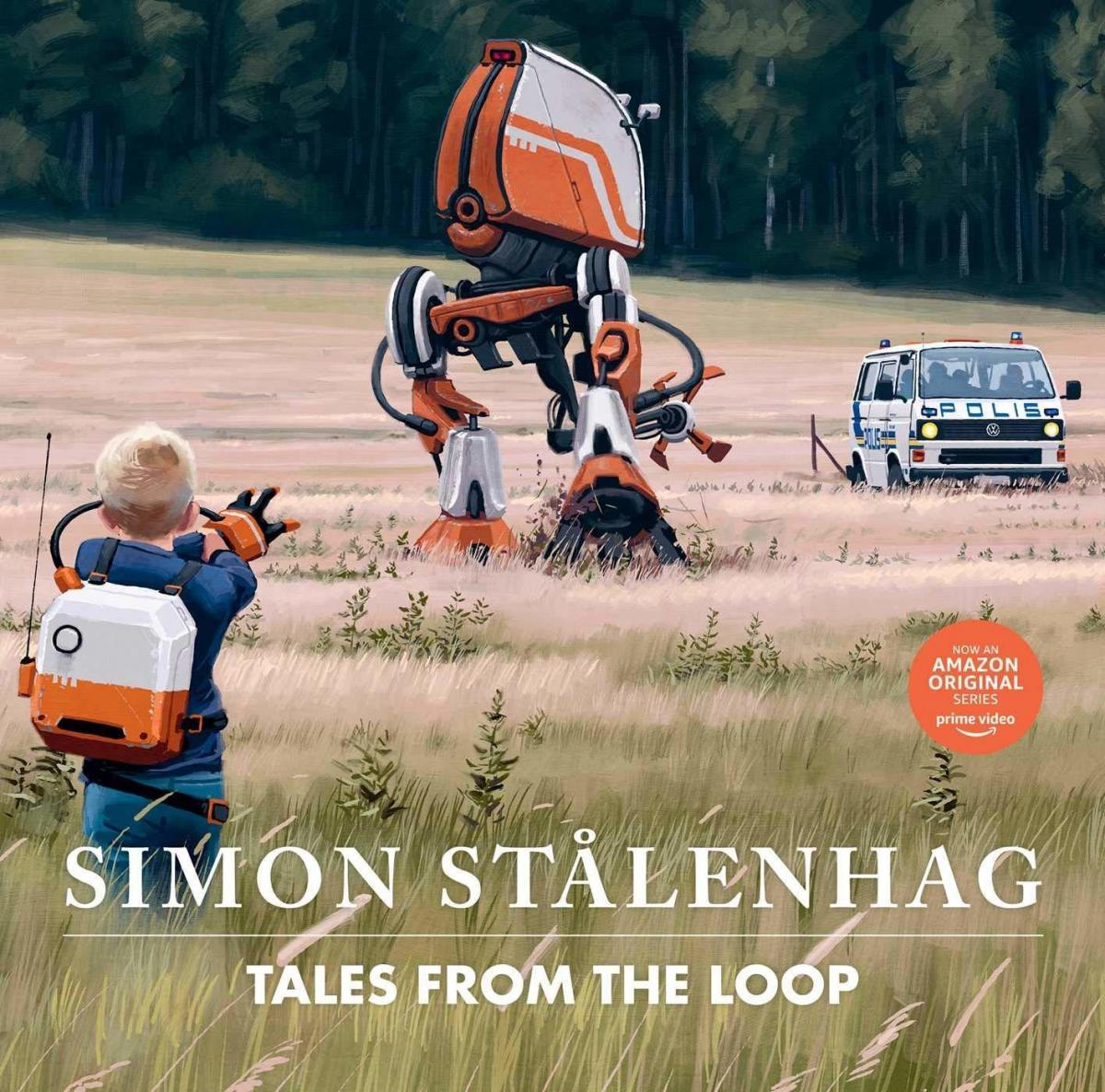 Tales from the Loop, by Simon Stålenhag