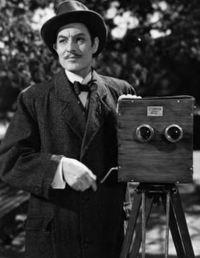 """The Magic Box (1951) made a lasting impression on Martin Scorsese when he first saw it in 1952. He says this is the film that made him think he could be a filmmaker. """"The thing about that film was not just the moving image, but it was the obsession and th"""