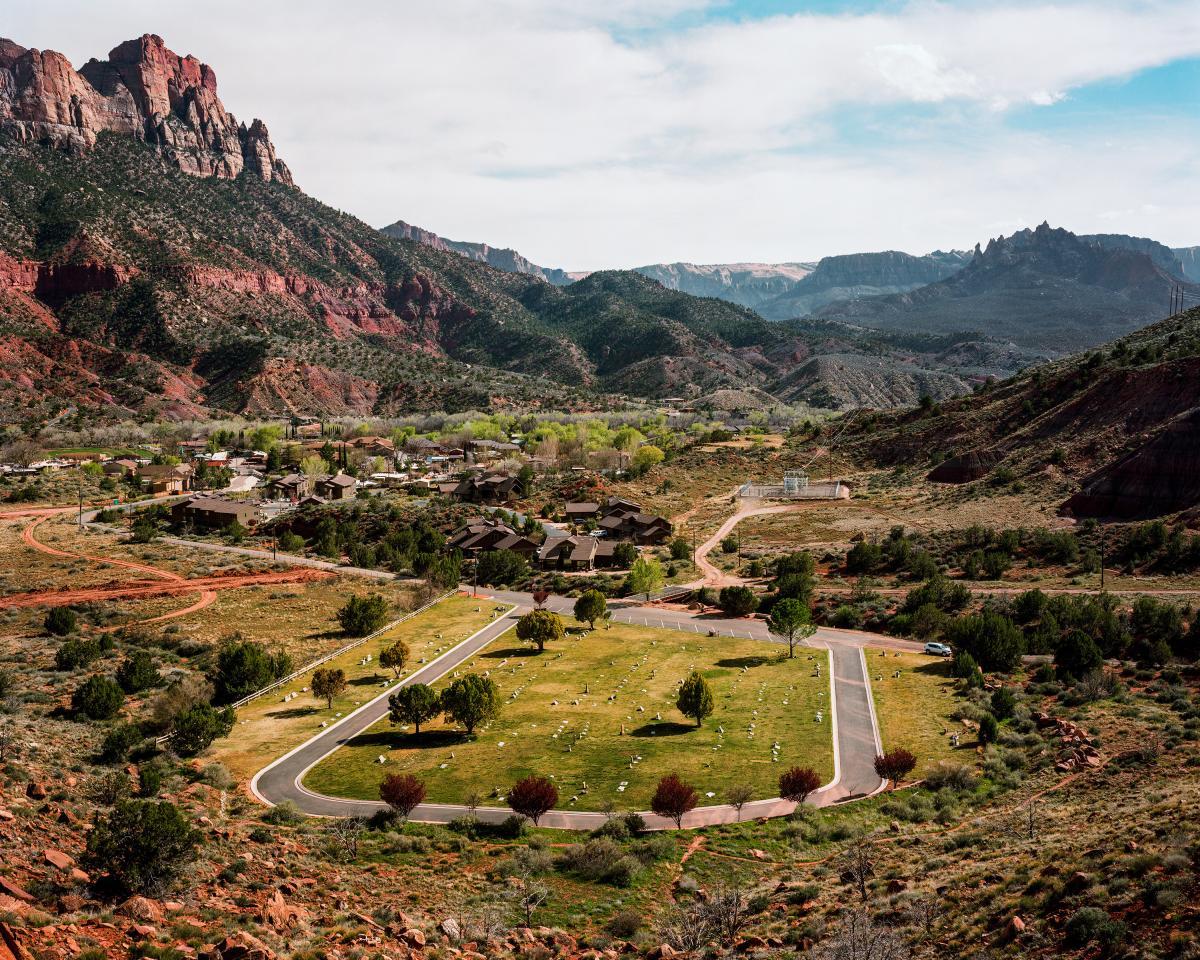 Paradise Road, Washington County, Utah