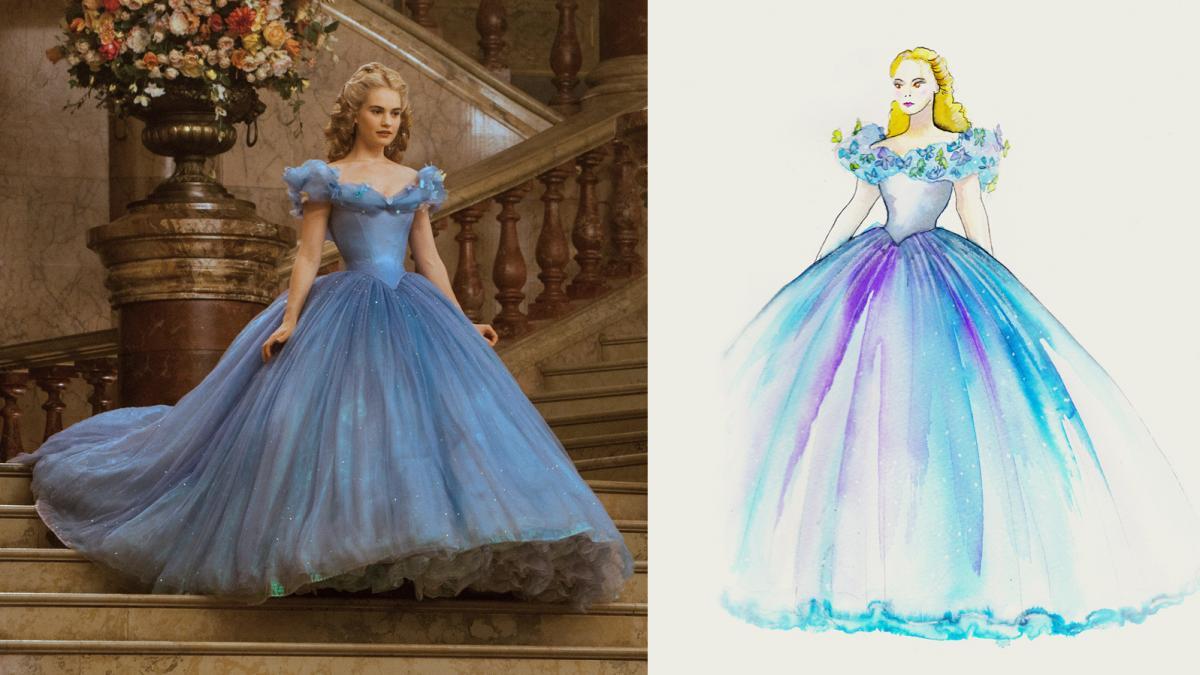 Sketch To Impress: How An Oscar-Winning Designer Costumes The Stars ...