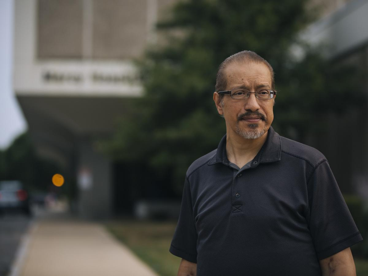 Victor Coronado was rushed to Chicago's Mercy Hospital & Medical Center after exhibiting signs of a stroke. Doctors pumped medicine into his veins and broke the clot that had traveled to his brain. The hospital that saved him is now planning to end inpati
