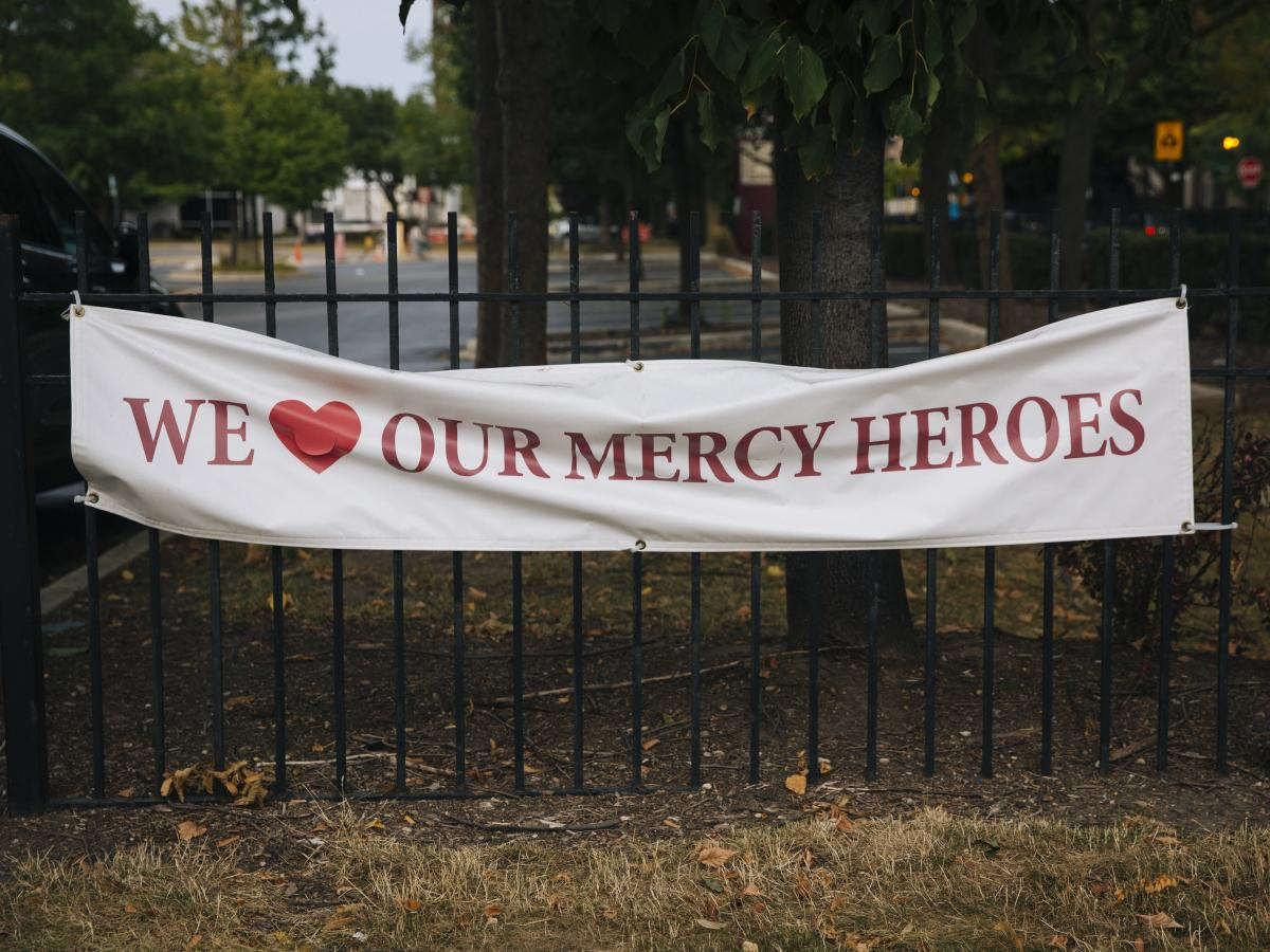 A South Side Chicago institution, Mercy Hospital & Medical Center announced it will end all inpatient services as soon as February 2021.