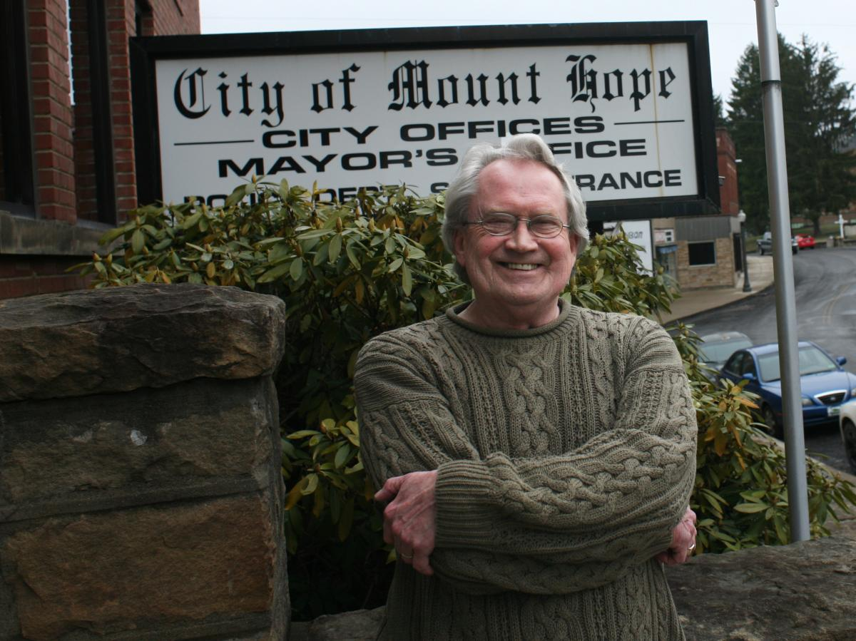 Mount Hope Mayor Michael Martin hopes some of the Scout camp's 90 year-round, full-time staff will choose to live in the town.