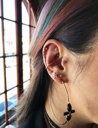 People need to know that some piercings take a lot longer to heal than others, the pediatricians say.