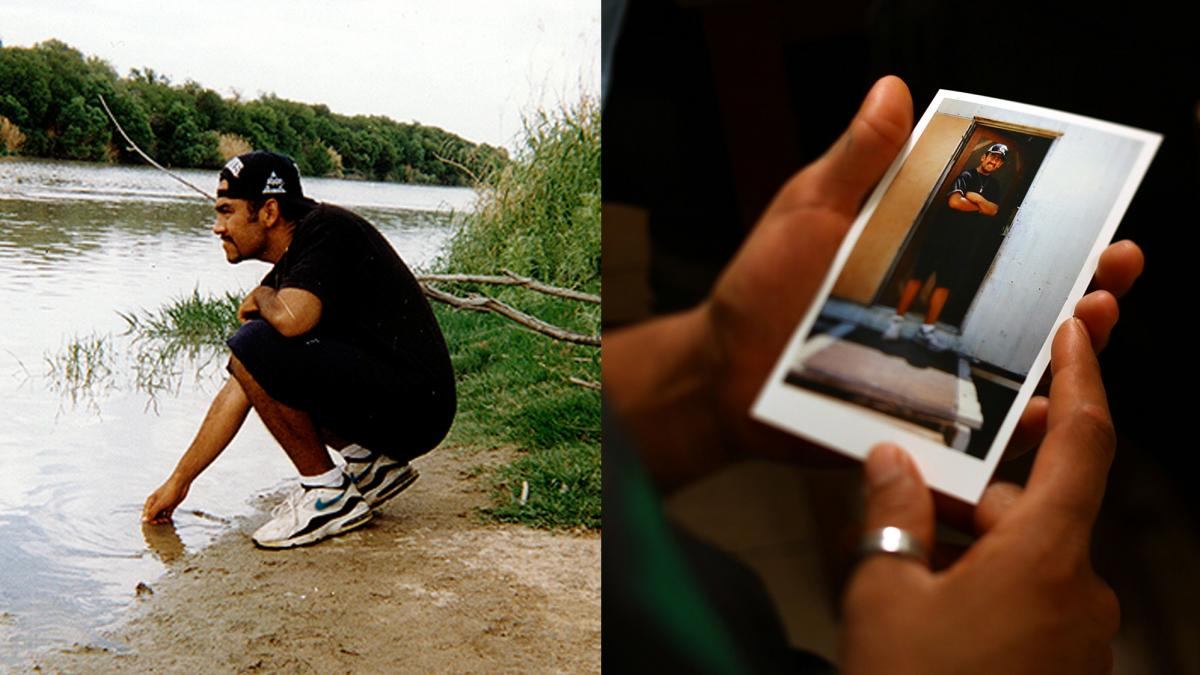 Juan recorded his first diary at 18. He now lives in Colorado and is married with three children.
