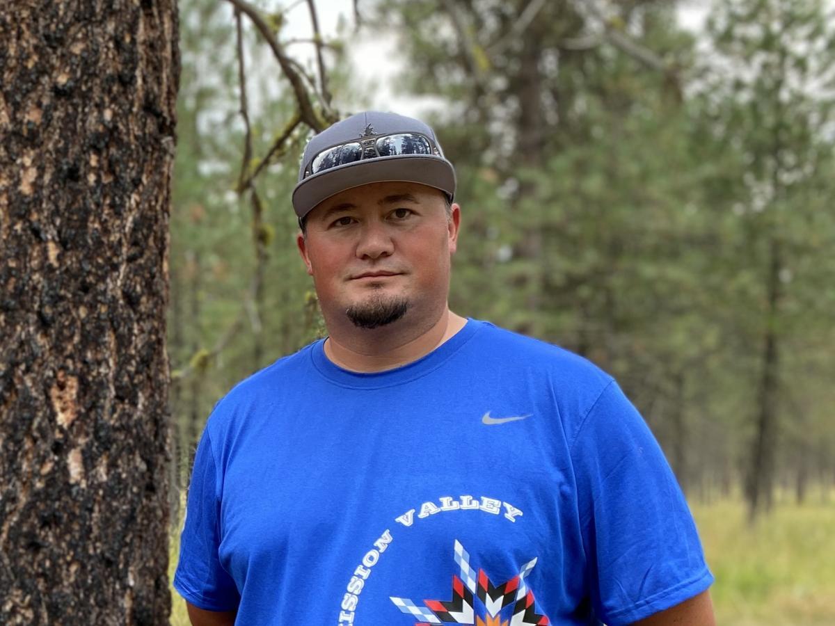 Tony Incashola Jr., head of tribal forestry with the Confederated Salish and Kootenai Tribes in Montana.