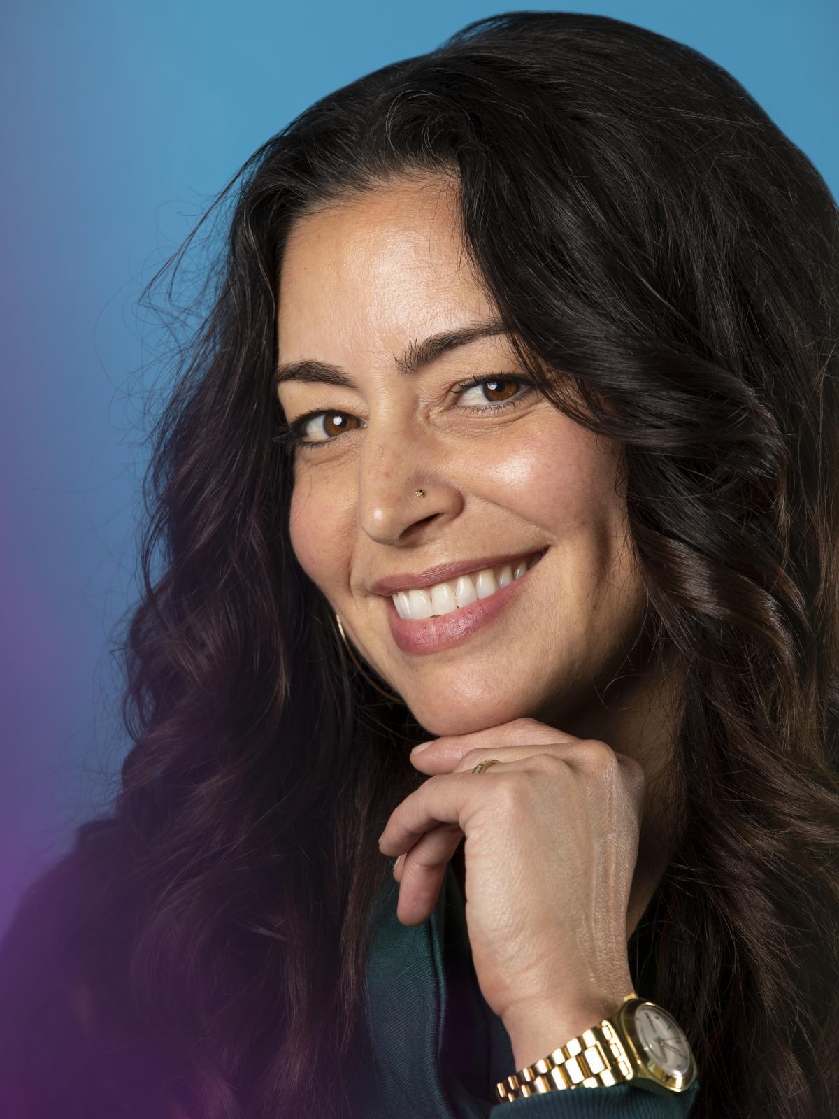 Shereen Marisol Meraji, Host