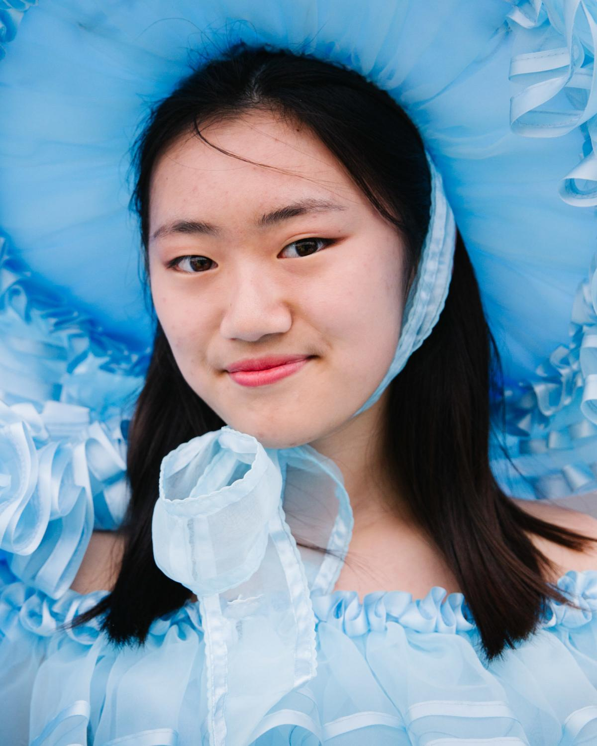 Jamie Lim, now a student at Duke University, was the valedictorian of her high school and is a concert violinist.