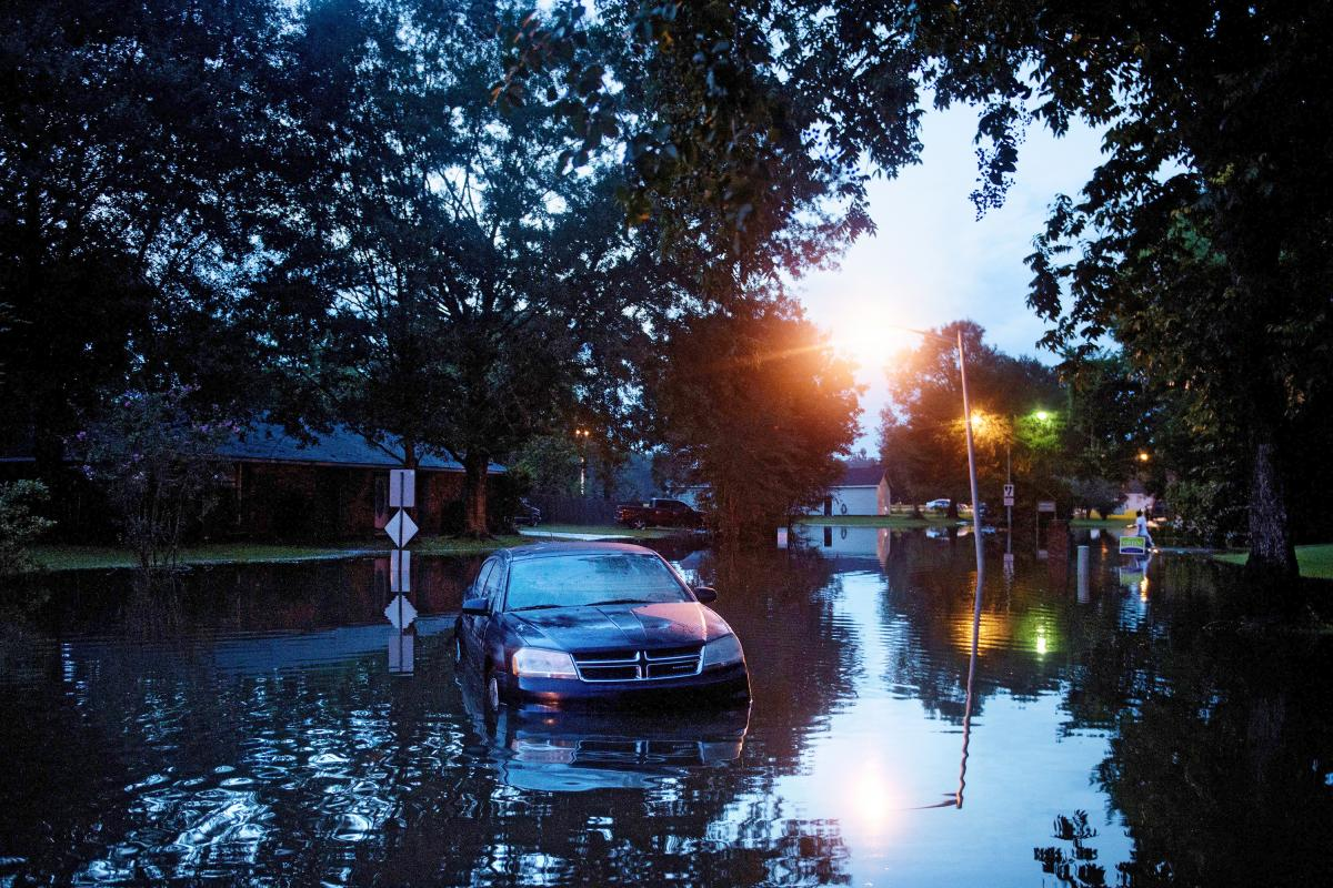 Baton Rouge, La., and its suburbs experienced massive floods in August 2016. In the years since, state officials have worked with the federal government, including HUD, to move people out of harm's way. HUD simultaneously sold homes in official flood zone