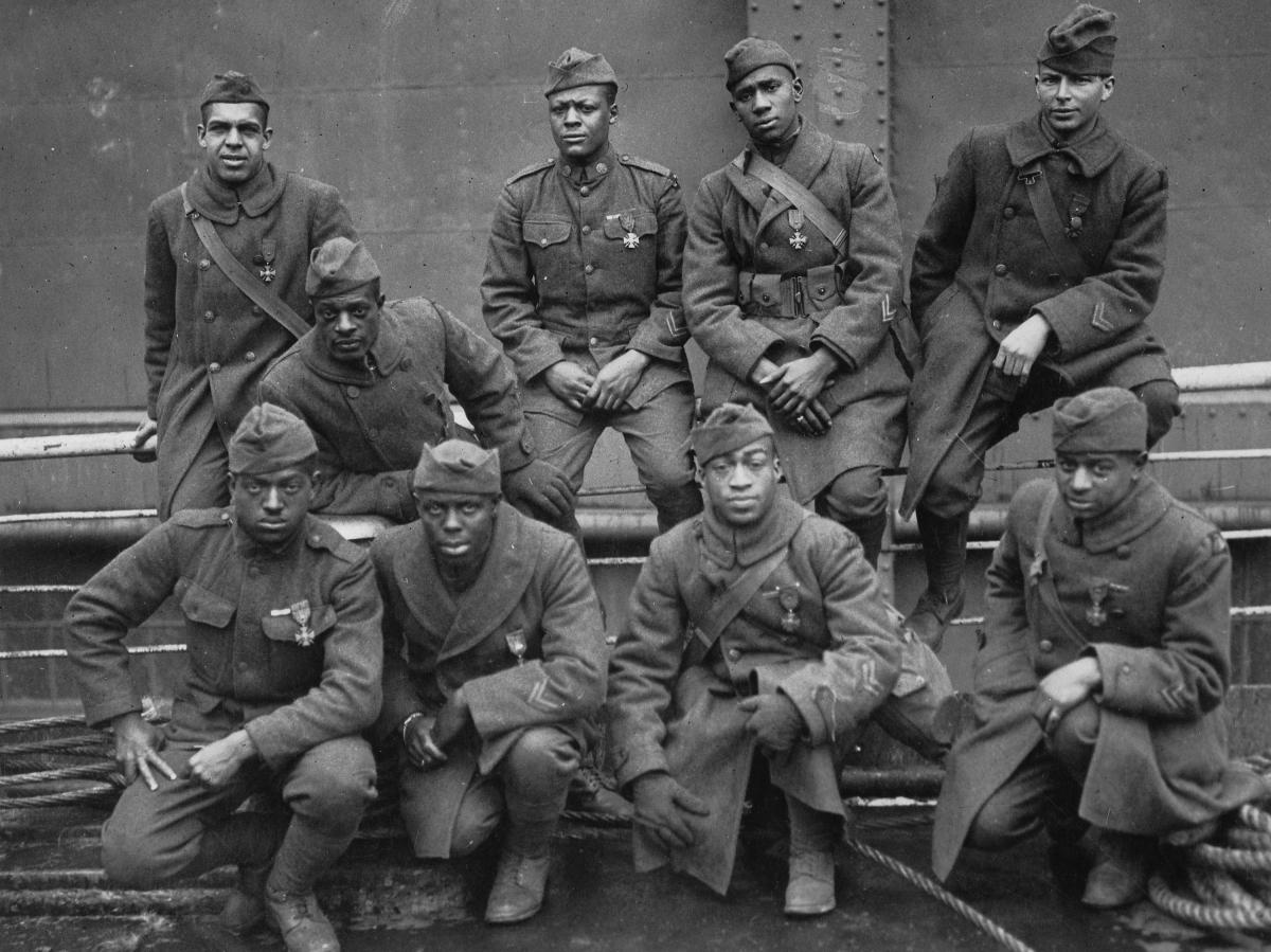 The Harlem Hellfighters: Fighting Racism In The Trenches Of WWI